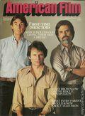 American Film (1977-1992 American Film Institute) Magazine Vol. 6 #4