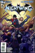 Nightwing (2011 2nd Series) 6