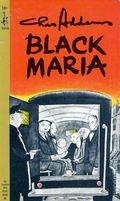 Black Maria PB (1964 Pocket Cardinal Edition) Chas Addams 1-1ST