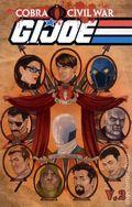 GI Joe TPB (2011-2012 IDW) Cobra Civil War 2-1ST
