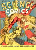Science Comics (1940 Fox) 5