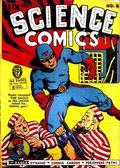 Science Comics (1940 Fox) 8