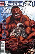 Avengers X-Sanction (2011) 3A