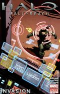 Halo Fall of Reach Invasion (2011 Marvel) 2