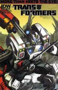 Transformers More than Meets the Eye (2012 IDW) 1D