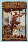 Robinson Crusoe GN (1984 Marvel) Fisher-Price Classics and Tapes 1N-1ST