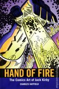 Hand of Fire The Comics Art of Jack Kirby HC (2011) 1-1ST
