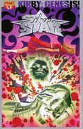 Kirby Genesis Silver Star (2011 Dynamite) 4A