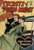 Secrets of Young Brides (1957 Charlton) 7