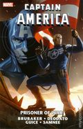 Captain America Prisoner of War TPB (2012 Marvel) 1-1ST