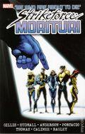 Strikeforce Morituri TPB (2012 Marvel) We Who About to Die 2-1ST
