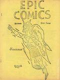 Epic Comics (1964) 1