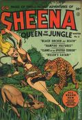 Sheena Queen of the Jungle (1942 Fiction House) 2
