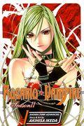 Rosario + Vampire GN (2010- Viz Digest) Season II 1-REP