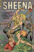 Sheena Queen of the Jungle (1942 Fiction House) 17