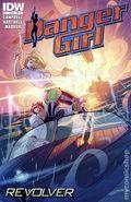 Danger Girl Revolver (2012) 1B