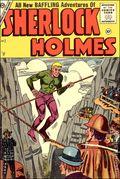 Sherlock Holmes (1955 Charlton) 2