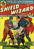 Shield-Wizard Comics (1940) 1
