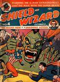 Shield-Wizard Comics (1940) 4