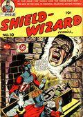 Shield-Wizard Comics (1940) 10