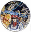 Robotech Macross Button (1985) SPECIAL