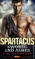 Spartacus Swords and Ashes PB (2012 Novel) 1-1ST
