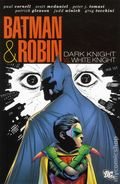 Batman and Robin Dark Knight vs. White Knight HC (2012 DC) 1-1ST