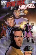 Star Trek Legion of Superheroes (2011 IDW) 4B