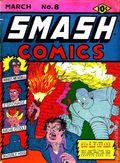 Smash Comics (1939-49 Quality) 8