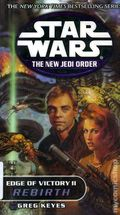 Star Wars The New Jedi Order Edge of Victory PB (2001 Del Rey Novel) 2-REP