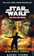 Star Wars The New Jedi Order Balance Point PB (2001 Del Rey Novel) 1-REP