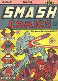 Smash Comics (1939-49 Quality) 24