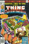 Marvel Two-in-One (1974 1st Series) Mark Jewelers 42MJ