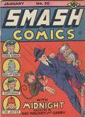 Smash Comics (1939-49 Quality) 30