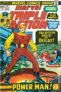 Marvel Triple Action (1972) Mark Jewelers 15MJ