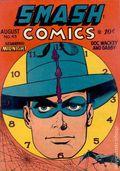 Smash Comics (1939-49 Quality) 45