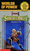 Worlds of Power CastleVania II Simon's Quest PB (1990 Novel) 1-REP