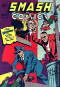 Smash Comics (1939-49 Quality) 51
