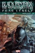 Fear Itself Black Panther The Man without Fear HC (2012) 1-1ST
