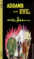 Addams and Evil PB (1965 Pocket Cardinal Edition) Chas Addams 1-1ST