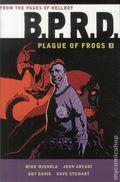 B.P.R.D. Plague of Frogs HC (2011-2012 Dark Horse) 3-1ST