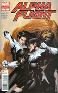 Alpha Flight (2011 Marvel) 8B