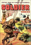 Soldier Comics (1952-1953 Fawcett) 1
