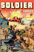 Soldier Comics (1952-1953 Fawcett) 3