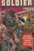 Soldier Comics (1952-1953 Fawcett) 6