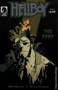 Hellboy The Fury (2011 Dark Horse) 3B