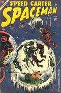 Spaceman, Speed Carter (1953 Atlas) 5