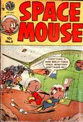 Space Mouse (1953 Avon) 5