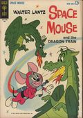 Space Mouse (1960 Gold Key) 3
