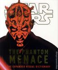 Star Wars Episode I The Phantom Menace Visual Dictionary HC (2012 Expanded Edition) 1-1ST